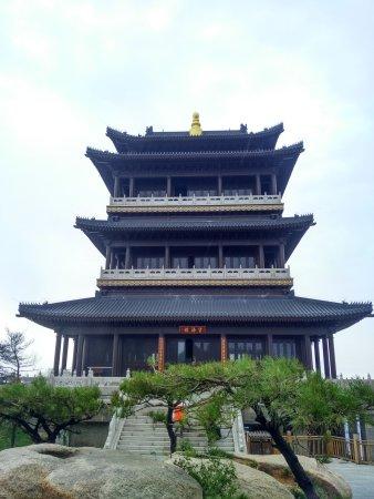 Fei County, الصين: 沂蒙山银座天蒙旅游区