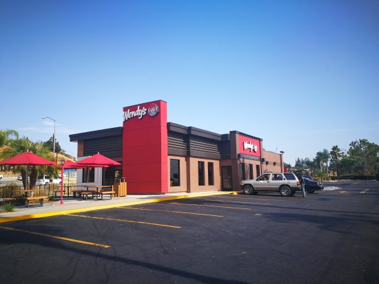 Pomona, CA: Wendy's