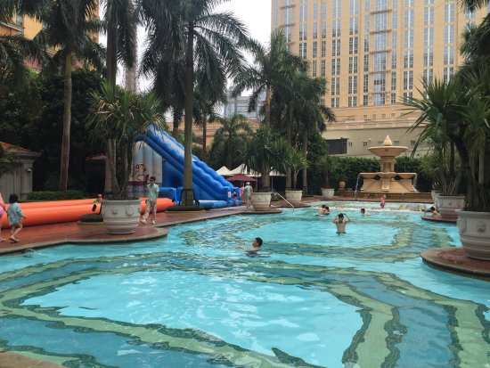 swimming pool in venetian macau picture of the venetian macao resort hotel macau tripadvisor