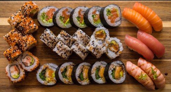 dinner sushi frederiksberg