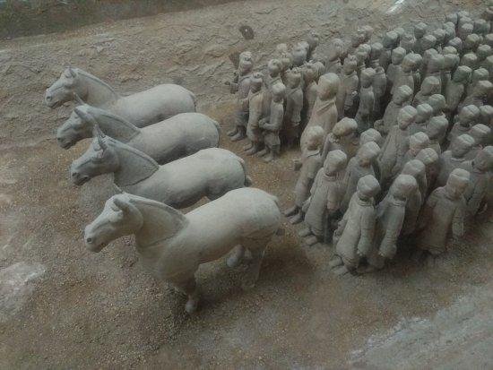 Culture Scenic Spotof  Han Dynasty : 徐州汉文化景区