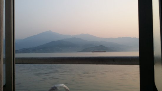 Yichang, China: outside view
