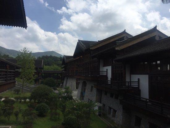 Changxing County, China: 大唐贡茶苑