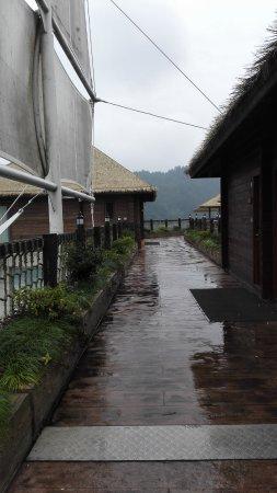 Yunhe County, Kina: 酒店走廊