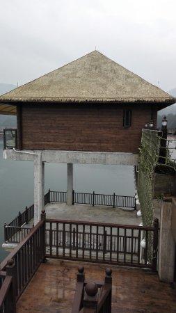 Yunhe County, Kina: 客房一角