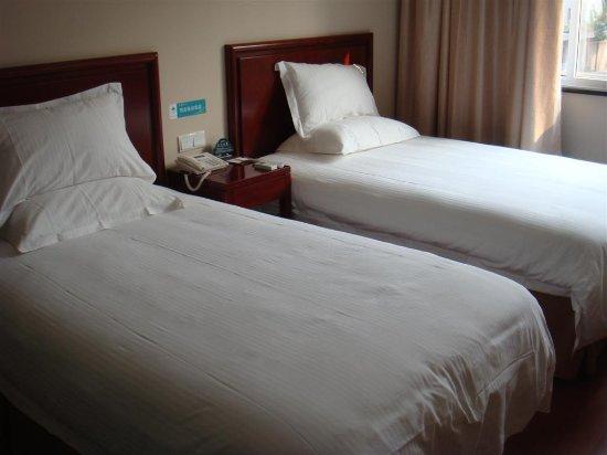 Nantong, China: 酒店标间