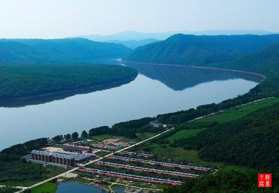 Hegang, Kina: 太平沟风景区