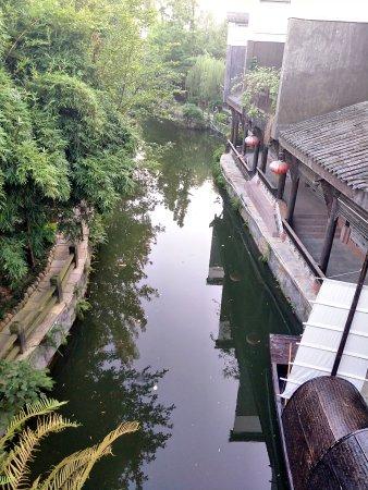 Shuangliu County, China: 黄龙溪古镇