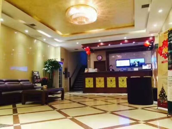 Bazhou, Chine : 格林豪泰河北省霸州市胜芳汽车站贝壳酒店