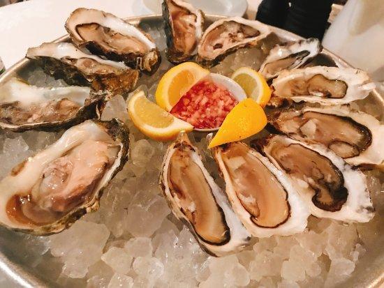 London Seafood Restaurant Deals