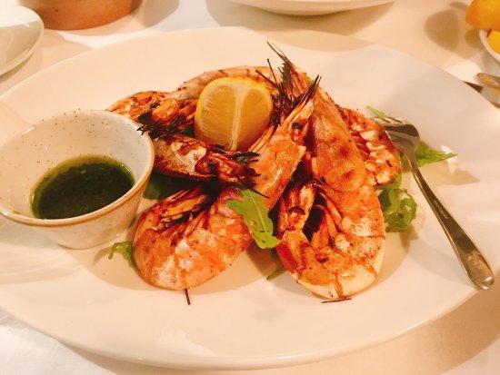 Fish Restaurant Charlotte Street