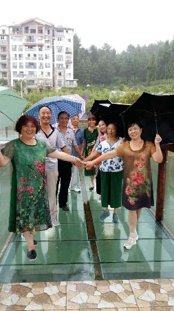 Tongzi County, China: 桐梓九坝