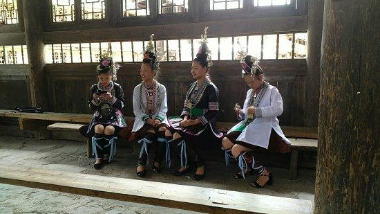 Rongjiang County, China: 宰荡侗寨