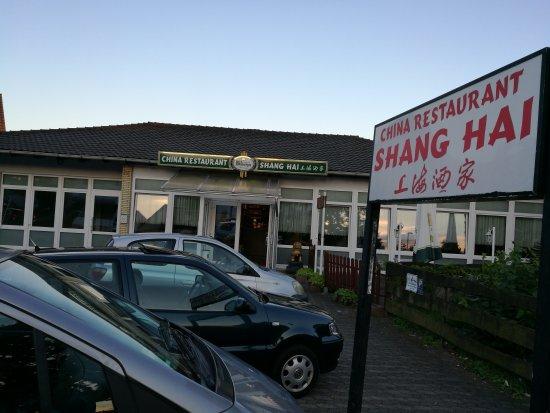 Goettingen, Germany: China Restaurant Shang Hai