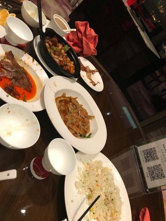 Changchun, Chiny: 晚餐