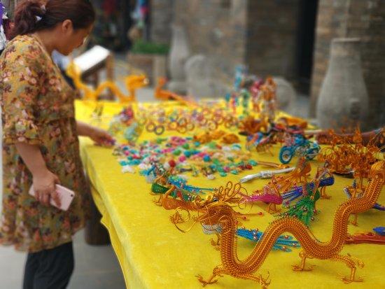 Yangqu County, China: 手工艺品