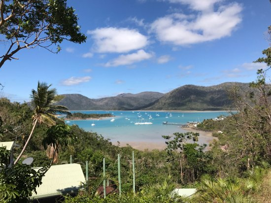 Shute Harbour, Austrália: Coral Beach and the Beak, Conway National Park