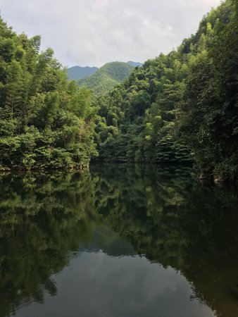 Liuyang, China: 周洛大峡谷