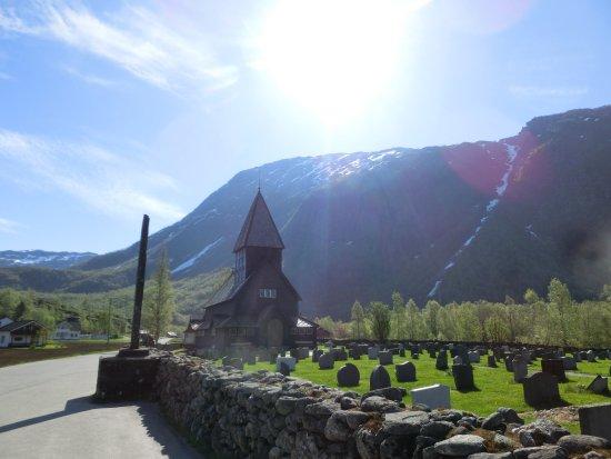 Roldal, Norge: Røldal Stave Church
