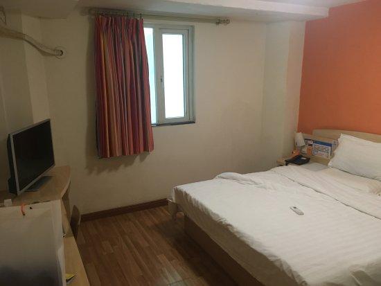 7 Days Inn Shenzhen Guomao Er: 房间