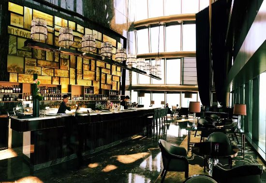 深圳瑞吉酒店 下午茶棒棒哒