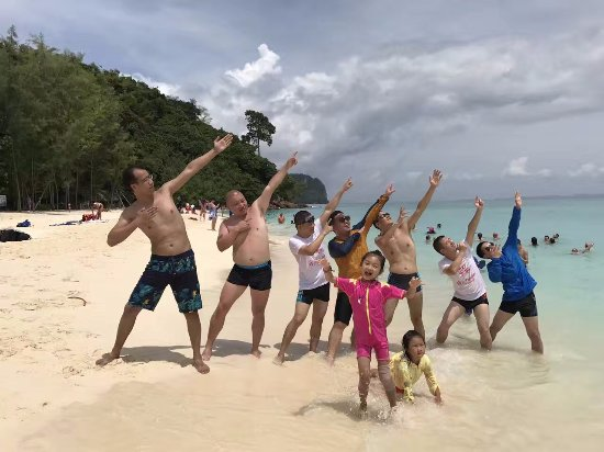 Andaman Camp and Day Cruise : 森鬼们
