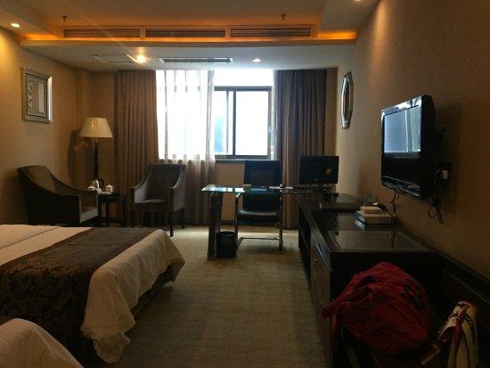 V8 Jingpin Hotel Chongqing Xiushan 사진