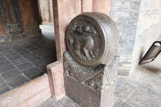 Yuncheng, Chine : 忘了叫什么了
