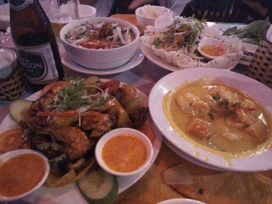 Lanterns Vietnamese Restaurant: IMG_20170912_194043_large.jpg