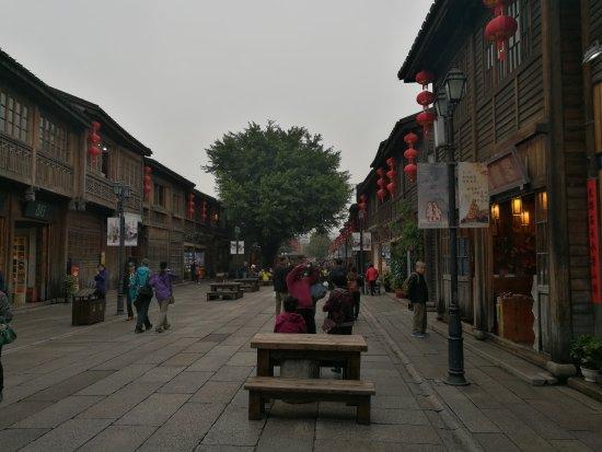 Fuzhou, China: 三坊七巷和朱紫坊建筑群