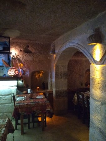 Topdeck Cave Restaurant: IMG_20170917_183141_large.jpg