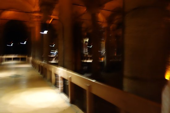 Photo of Basilica Cistern in Istanbul, Is, TR