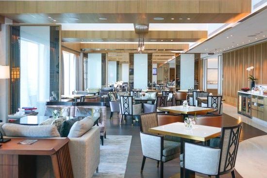 Shangri-La Hotel, Singapore: 24层行政贵宾厅