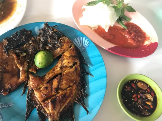 photo2.jpg - Picture of Seafood Ikan Bakar 99, Mataram - Tripadvisor