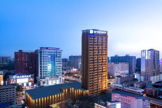 Wyndham Xian: 酒店外景