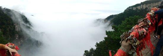 Jiujiang, الصين: 庐山瀑布群