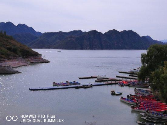 Yi County, Κίνα: 易县南湖