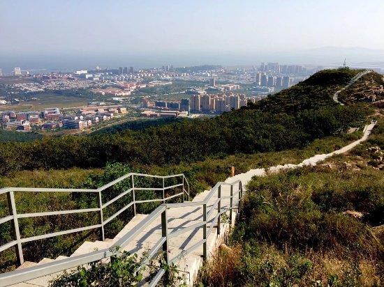 Xingcheng, China: 兴城首山