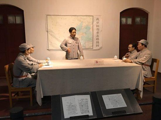 Ningxiang County, China: 现在刘少奇故居由原来的2000平方米扩建为8000平方米了。环境优美,空气清新,布局合理,值得一游!