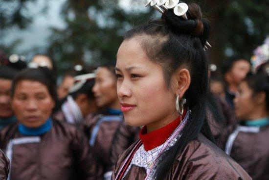 Rongjiang County, China: 芦笙节