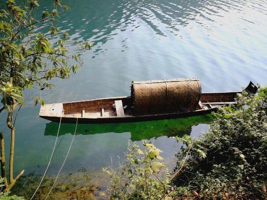 Zixing, Kina: 醉美东江湖,提供地陪,包车,住宿,饮食你只需要提好行李,剩下的交给我们,咨询电话18573538001微信同步