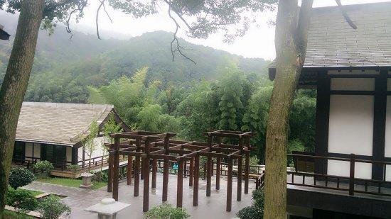 Jinshi, China: 药山竹林禅院