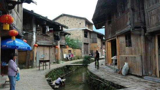 Zhouning County, China: 宁德周宁鲤鱼溪
