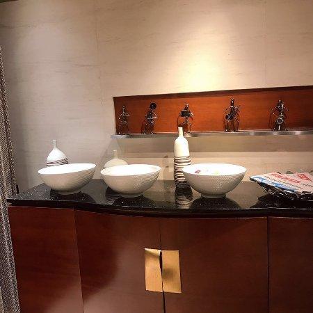 武汉光明万丽酒店行政酒廊