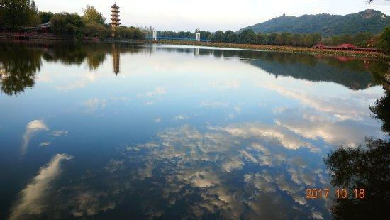 Junan County, China: 莒南天佛旅游区