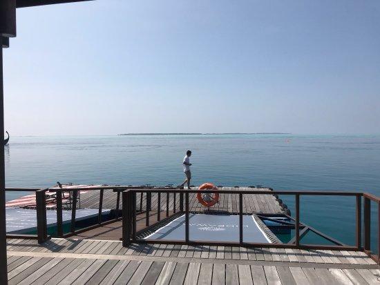 Dhonakulhi Island: 马尔代夫岛多纳库希隐避温泉度假村