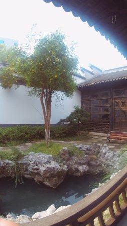 Jiaxing, Kina: 格林豪泰嘉兴新塍镇佳源中心广场店