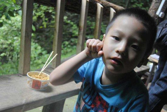 Dujiangyan, China: 青城山后山