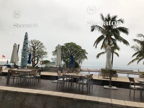 Sheraton Dameisha Resort, Shenzhen: 環境優美