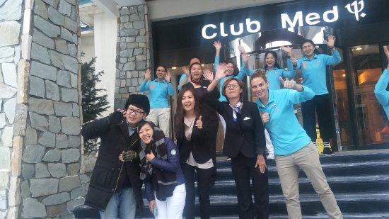 Club Med Yabuli Photo
